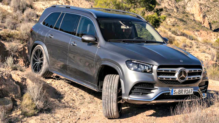Mercedes GLS 580 4-Matic