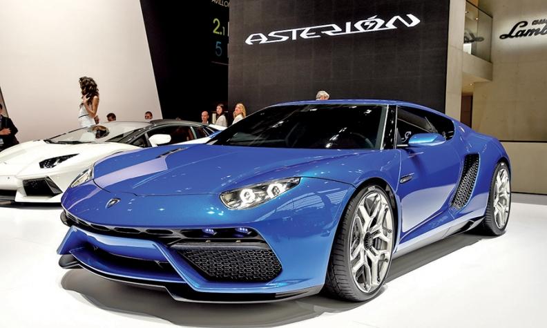 Le concept Lamborghini suggère de passer à des looks moins extrêmes